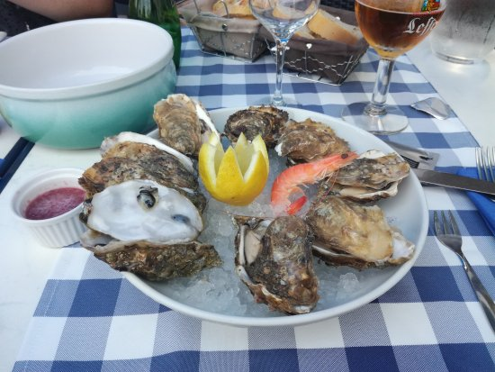 Le Verdon Sur Mer, Francia: La Pêcherie