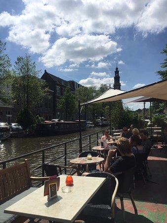 Photo of Modern European Restaurant Cafe P96 at Prinsengracht 96, Amsterdam 1015 DZ, Netherlands
