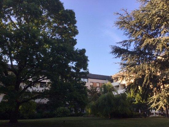 Kur- und Erholungszentrum Marienkron: Hotel grounds