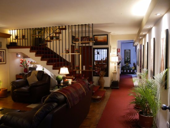 Casa Bella Miraflores: Lobby