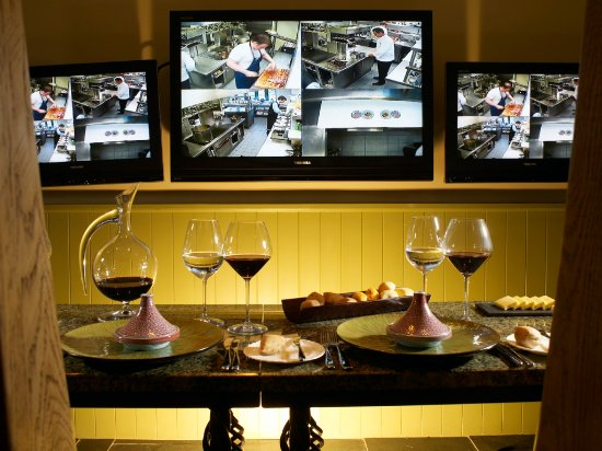 Lewdown, UK: The Purple Carrot Private Chefs Table