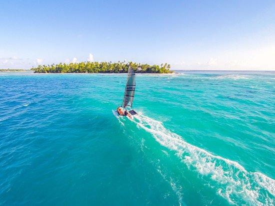 Tikehau Ninamu Resort: World class sailing