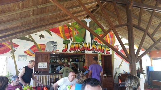 Le Gosier, Guadeloupe : restaurant