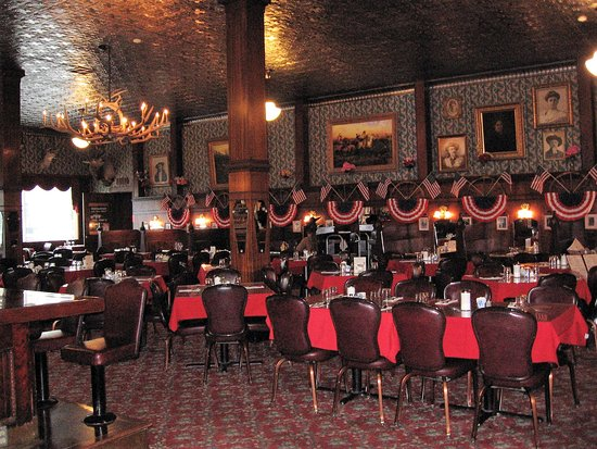 Irma Restaurant and Grille: Dining Room