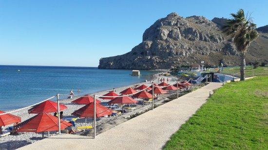 Kolimbia, Greece: Colombia beach e Rodi