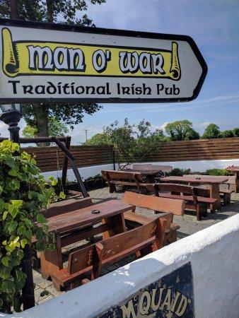 Balbriggan, Irlanda: Man O'War 2017