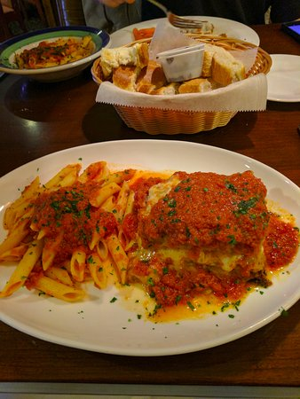 Falls Church, VA: Veal Parm