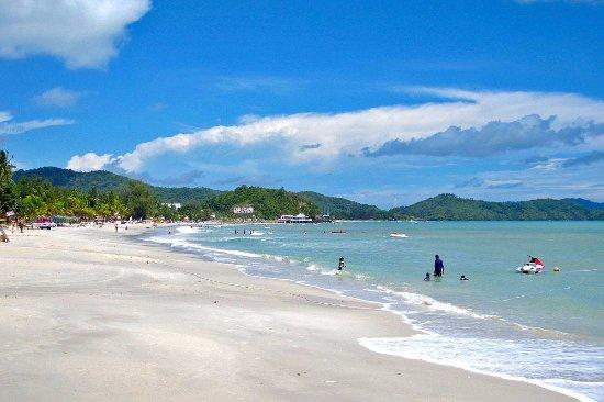 ปันไตเซนัง, มาเลเซีย: Cenang beach