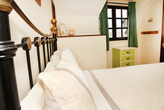 Great Torrington, UK: Annery Kiln double bedroom