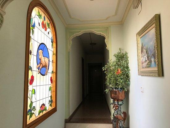 Banyeres de Mariola, Spania: Hotelbereich