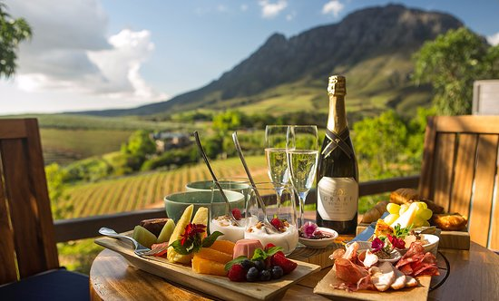 Cape Town, South Africa: Enjoy the best food and wine in the Stellenbosch Winelands