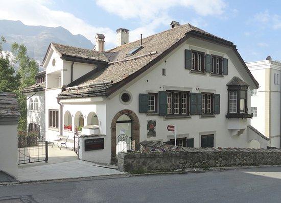 Санкт-Мориц, Швейцария: Berry Museum, Villa Arona