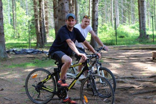 Брезно, Словакия: Bicykle