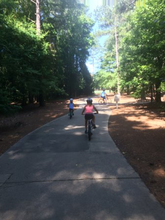 Greensboro, Georgien: Oconee bike path