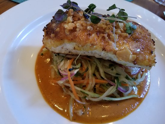 Passionfish reston menu prices restaurant reviews for Passion fish restaurant