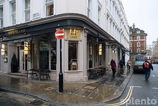 All Bar One - Covent Garden, London - Covent Garden ...