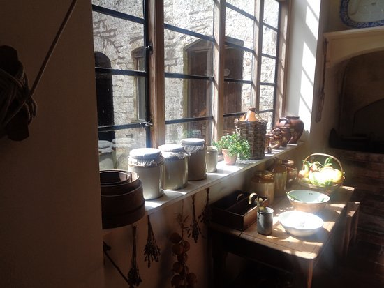 Coalbrookdale, UK: The Scullery