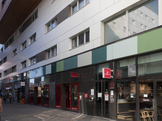 Appart 39 city annemasse centre france voir les tarifs et for Appart city prix