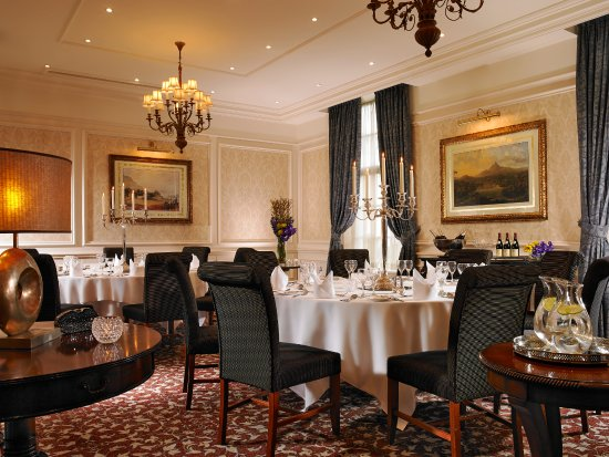 Tullow, Ireland: Private Dining