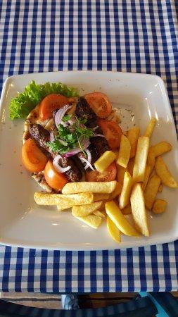 Gniezno, Polonia: jedzenie w lokalu