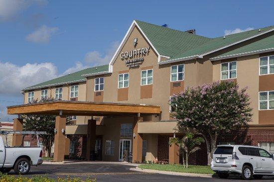 Harlingen, TX: Exterior Hotel View.