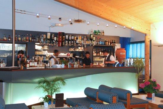 Restaurant Les Grenettes : Bar