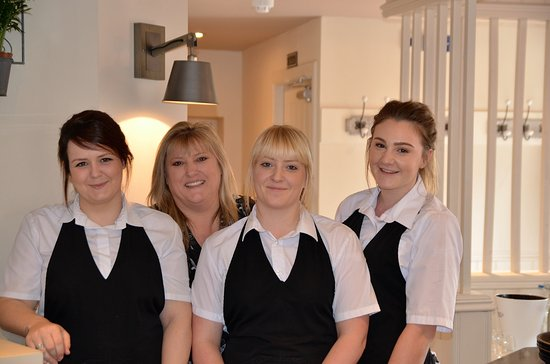 Glenrothes, UK: The 43th Main Street great team