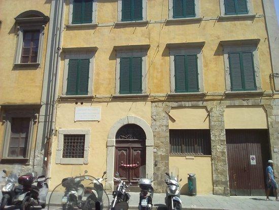 Casa Natale di Antonio Pacinotti