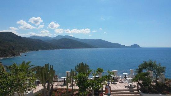 Pollina, Italy: Panorami spettacolare