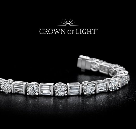Crown Of Light Diamonds Exclusively Available At Diamonds International ST  Thomas Awesome Design