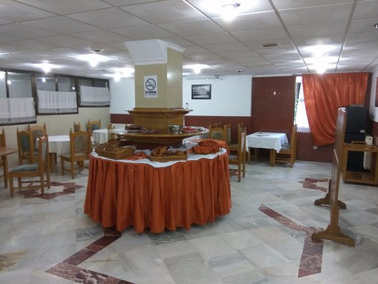 Hotel el-Biar: Breakfast