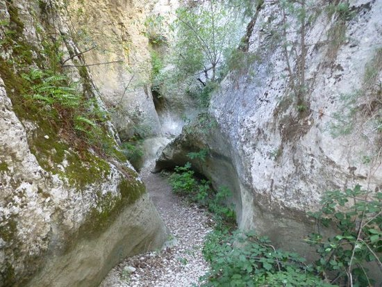 Gîte d'étape Les Hauts de Rémourase : Gorges de Véroncle - Idée de randonnée