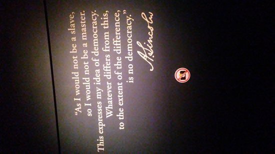 Abraham Lincoln Presidential Library and Museum: 20170620_133157_large.jpg