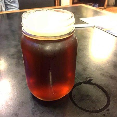 Rawlins, WY: Alaskan amber beer - very good