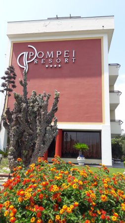 Pompei Resort: Hotellet
