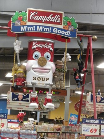 Fairfield, OH: Campbell's soup