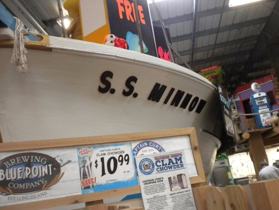 Fairfield, OH: S.s. Minnow