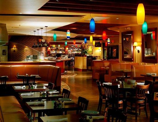 Glastonbury, CT: Max Amore Dining Room