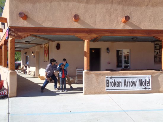 Broken Arrow Motel: My son didn't want to leave!