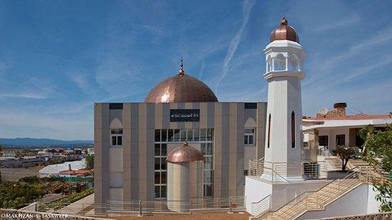 Puebla de Vallbona, Spagna: Mezquita Baitur Rahman Valencia
