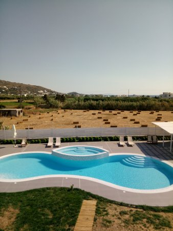 Plaka, Greece: Depis Edem Luxury Villas