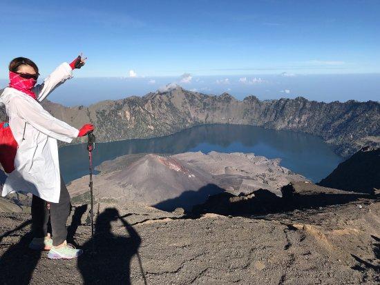 Rinjani Lombok Trekker