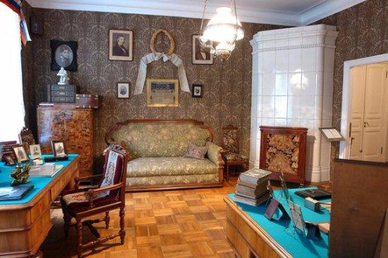 Rimsky-Korsakov Museum: Музей-квартира Н. А. Римского-Корсакова