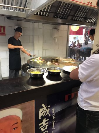 Restaurant Mongolian BBQ: photo4.jpg
