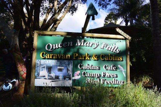 Killarney, Australie : Falls Cafe