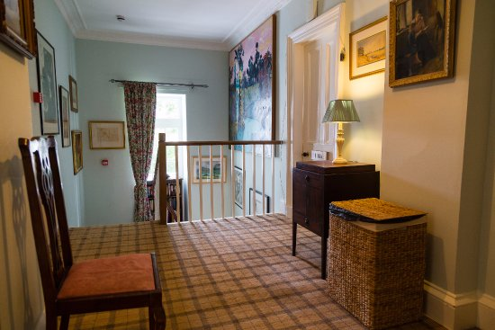 Blairgowrie, UK: Upstairs landing