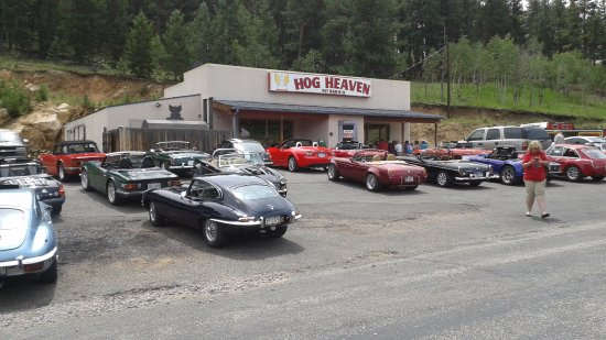Road Rallies @ Our Bailey Restaurant