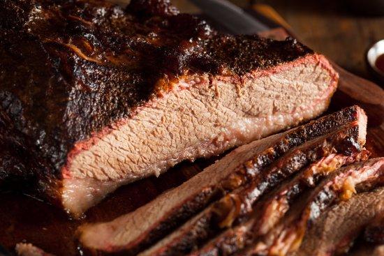 Bailey, Colorado: Amazing Beef Brisket ~ 