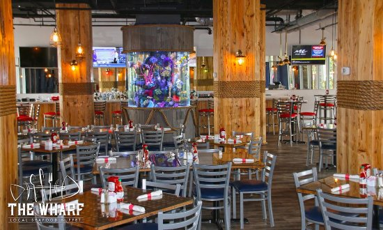 The Wharf Local Seafood Buffet Panama City Beach Restaurant Reviews Phone Number Photos Tripadvisor