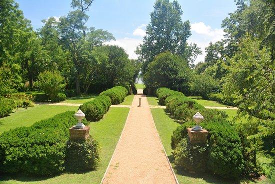 Charles City, เวอร์จิเนีย: Gardens